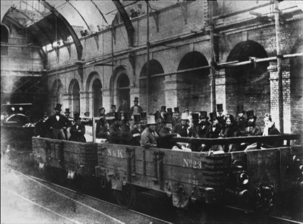 První metro na světě